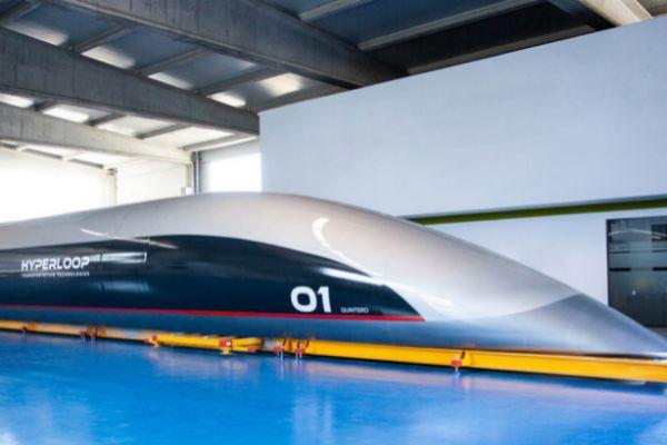 """Sisteplant diseña la """"Fábrica del Futuro"""" para el montaje de la cápsula HyperloopTT"""