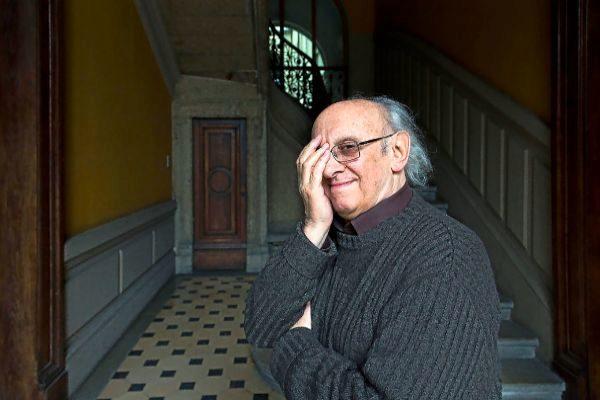 El escritor griego Petros Márkaris.