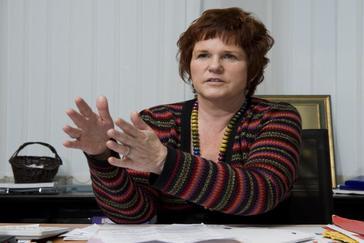 Sharon Bowles, en una imagen de archivo de 2009.