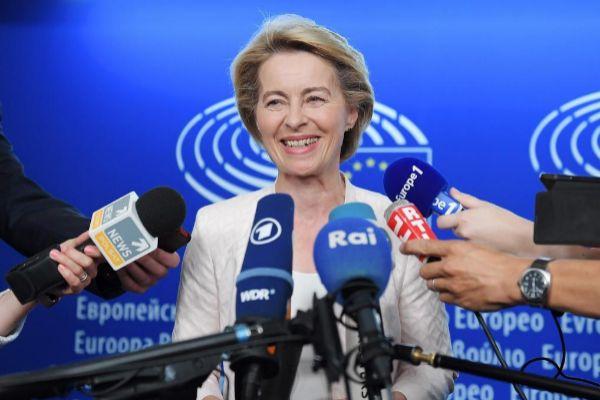 Ursula von der Leyen, propuesta para ser presidenta de la Comisión...