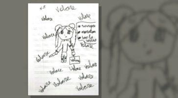 """Un dibujo destapa el maltrato de una madre a su hija en Marbella: """"Quiero morirme"""""""