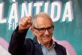 Ken Loach el martes en el Altlántida Film Festival en Palma de Mallorca.