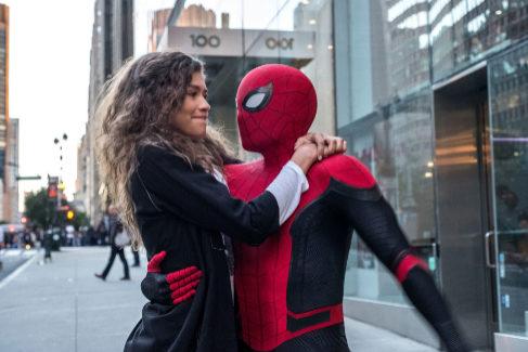 Spider-Man, lejos de casa: gilipollez gloriosa