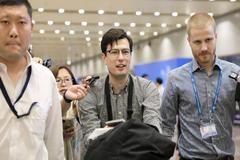 El estudiante australiano desaparecido en Corea del Norte, a salvo en China