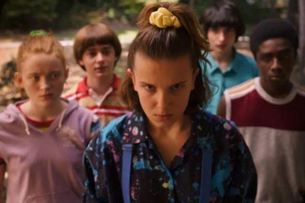 Imagen de la temporada 3 de Stranger Things