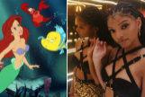 Disney elige a Halle Bailey para interpretar a Ariel en la nueva versión de La Sirenita