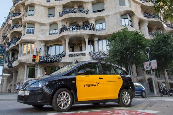 MyTaxi se convierte en Free Now y ofrece viajes con precio cerrado en Madrid