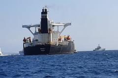 Gibraltar detiene un petrolero que iba a llevar crudo a Siria incumpliendo las sanciones de la UE
