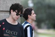 Javier Calvo y Javier Ambrosi, en una imagen reciente.