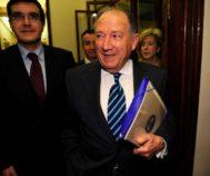 Félix Sanz Roldán en una imagen de archivo