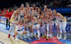 España tritura a Rusia camino de semifinales para confirmar su poderío