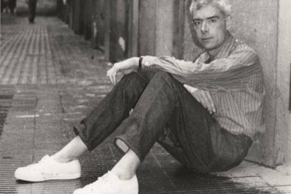 Gabriel Ferrater en una imagen de archivo.