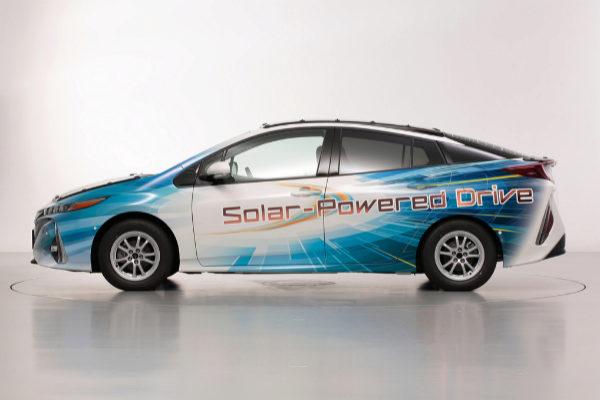 Coche solar de Toyota: el definitivo empuje al eléctrico