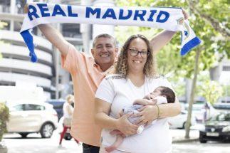 La pasión por el fútbol se transmite de generación en generación