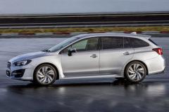 El Subaru Levorg 2019 presenta un capó rediseñado.