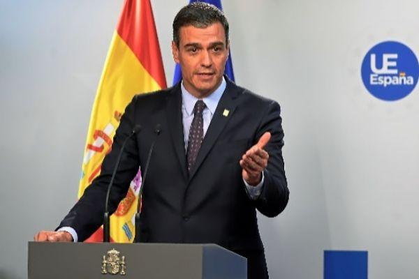 Pedro Sánchez, presidente en funciones del Gobierno.