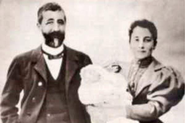 Los padres de Francisco Franco