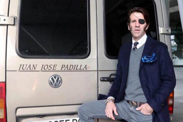 Juan José Padilla, a finales de 2018