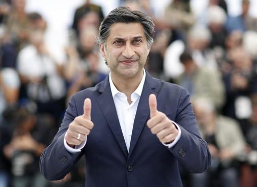 Asik Kapadia en la presentación de Cannes.
