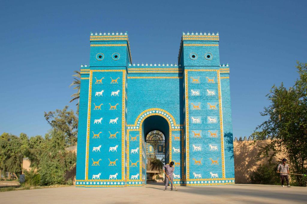 Babilonia ocupa un lugar especial en la historia y la mitología...