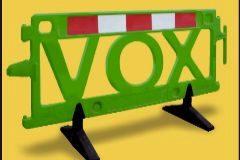 Vox, CEDA y líneas rojas: ¿historias paralelas?