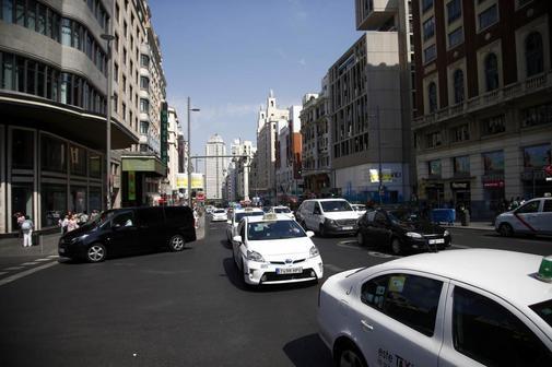 Un juzgado paraliza cautelarmente la moratoria de multas en Madrid Central