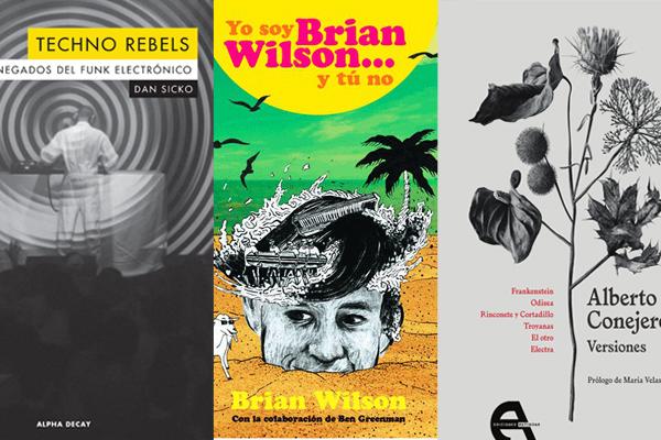Los libros de verano: poesía, teatro, música...
