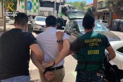 Detención del mayor ciberestafador de la historia de España.