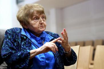 Muere Eva Kor, superviviente de los experimentos de Mengele