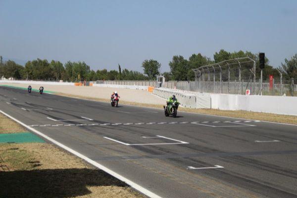 Imagen de la sesión de clasificación.