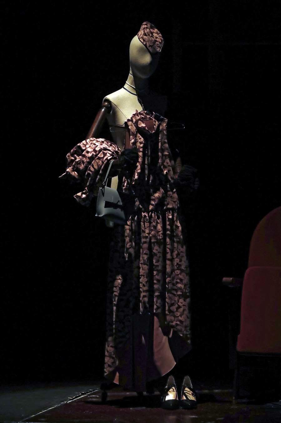 Desfile Maison Mesa - Mercedes-Benz Fashion Week Madrid - Colección...