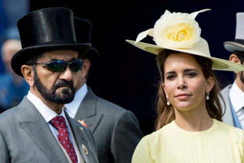 """El emir de Dubai a su esposa huida, Haya de Jordania: """"Tu silencio mortal me ha agotado"""""""