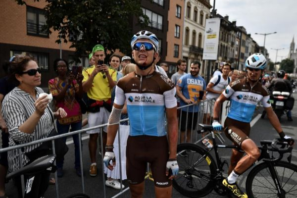 <HIT>Tour</HIT> de France - The 194.5-km Stage 1 from Brussels to...