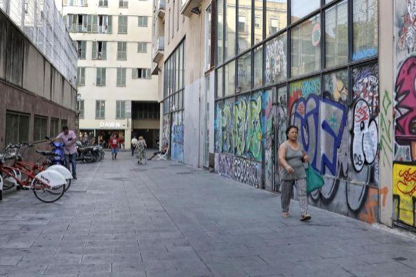 Barrio del Raval de Barcelona