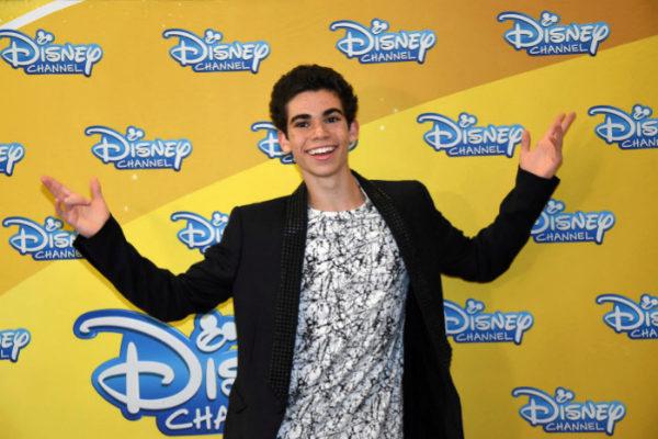 Cameron Boyce, en un acto promocional de Disney Channel.