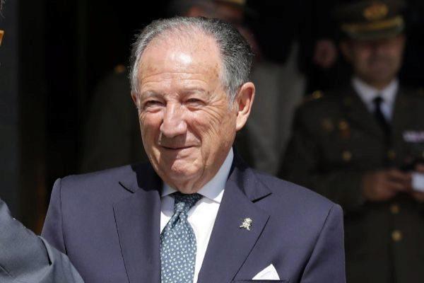 Félix Sanz Roldan, director del CNI.