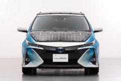 Coche solar de Toyota