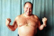 Jesús Gil, en una imagen de mediados de los años 90.