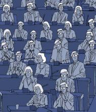 Condenados por la lista más votada