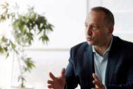 El vicepresidente segundo del Gobierno valenciano y conseller de Vivienda y Arquitectura Bioclimática, Rubén Martínez Dalmau.