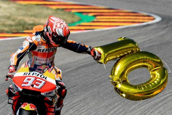 Hohenstein-ernstthal (Germany).- Spanish MotoGP rider Marc...