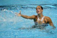 Ona Carbonell, en los Mundiales de Kazán de 2015.