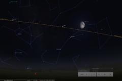 Júpiter y Saturno, protagonistas del cielo estival