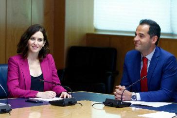 PP y Ciudadanos llegan a un acuerdo para gobernar la Comunidad