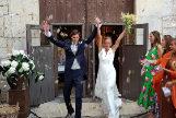 Estopa, donuts y cumbre de escritores: así fue la boda de la hija Creuheras, presidente de Planeta