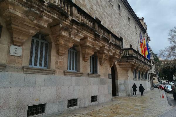 Juzgados de Palma.