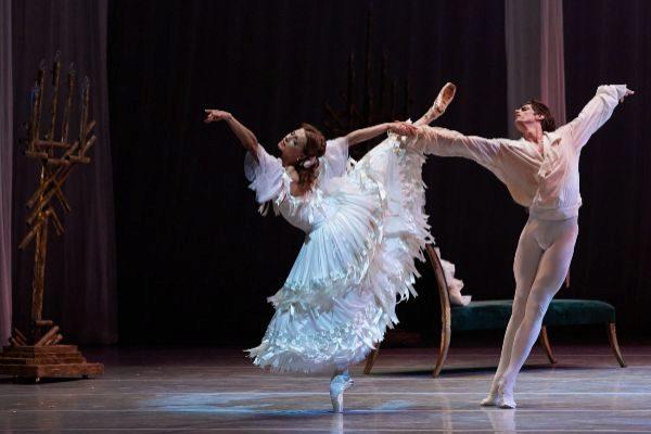 El Ballet Mariinsky en el Festival Peralada.