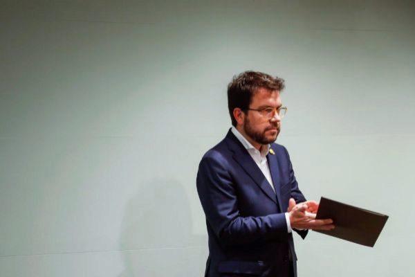 GRAF8161. MADRID.- El vicepresidente del Govern, <HIT>Pere</HIT>...