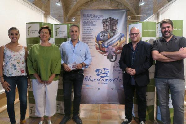 El Festival Blues Cazorla cumple veinticinco años y llena su cartel de primeras figuras