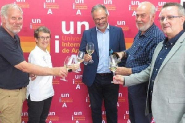 Huelva reivindica su protagonismo vitivinícola junto a la calidad de sus alimentos